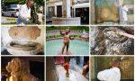 Restaurati il putto e altri monumenti di pregio a Ventimiglia