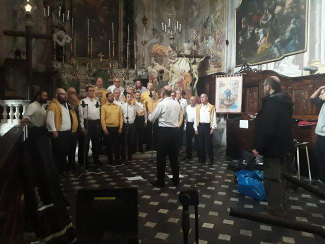 Il Coro Mongioje ospita il coro Livenza di Sacile per gli auguri di Natale