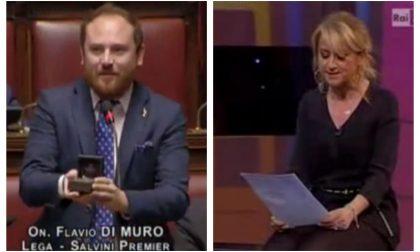 Letterina esilarante di Luciana Littizzetto contro il deputato leghista Di Muro