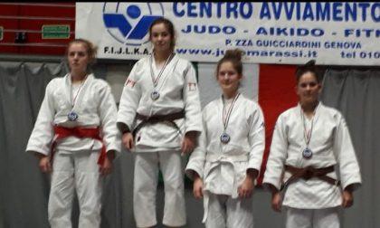Medaglia di Bronzo per Alessia Trespine al torneo di Natale
