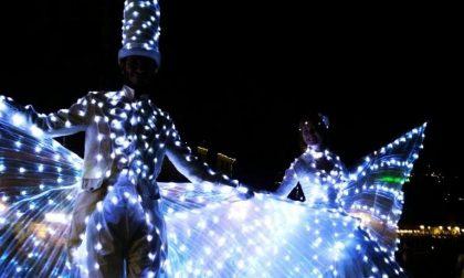 Cioccolata calda, foto ricordo, e Babbo Natale l'8 dicembre