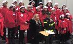 Natale di solidarietà con i Vigili del Fuoco per l'Albania