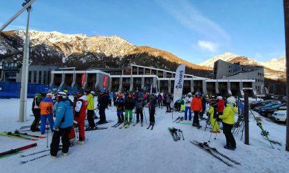 Il Liceo Vieusseux ai 4 giorni di sci a Bardonecchia