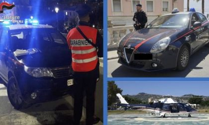 Controllo del territorio: un arresto e 5 denunce dei carabinieri
