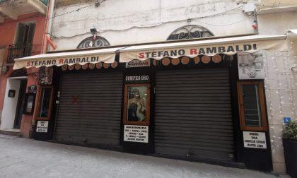 La banda del buco fallisce il colpo grosso in gioielleria a Sanremo