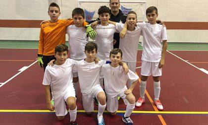 Football sala, Rappresentativa Ligure C13 in trionfo alla Youth Cup di Lainate
