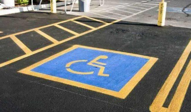 Ventimiglia: disabili potranno parcheggiare su strisce blu senza pagare