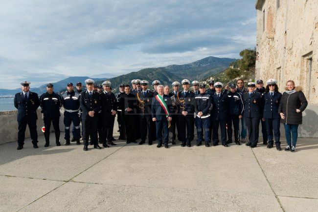 Polizia locale Ventimiglia: il bilancio del 2019 del comandante Marenco