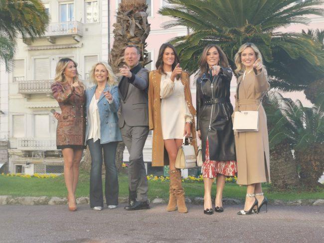 Sanremo, Amadeus e l'infelice frase su Francesca Sofia Novello