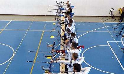 Arcieri da tutta la Liguria per il trofeo di tiro con l'arco