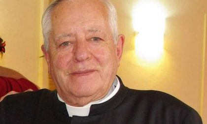 Addio a don Contardo Colombi, parroco emerito di San Rocco