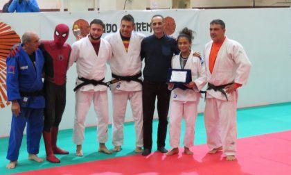 Festa di fine anno dello Judo Sanremo a Villa Ormond