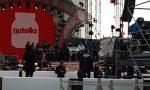 Niente eventi in Piazza Colombo per il Festival di Sanremo