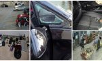 Arrestata la banda dei colpi sulle auto in sosta in Riviera