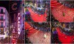 Si alza il sipario sul Festival di Sanremo 2020. Le foto del red carpet