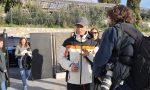 Fiorello arriva al Piatti Tennis di Bordighera ed è subito show. Foto e Video