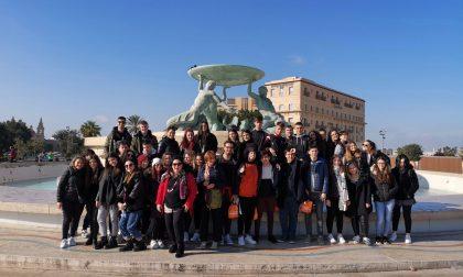 Settanta studenti del Montale a Malta per un soggiorno linguistico. Foto