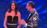 """Francesca Sofia Novello arriva sul palco e Amadeus traccia una linea: """"Non indietreggiare di un passo"""""""