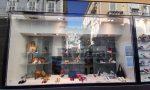 Furto con scasso dal negozio di calzature Franco di Ventimiglia