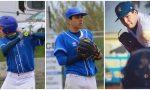 Tarassi e Catalano convocati nella nazionale di Baseball