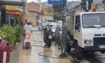 Coronavirus a Sanremo prosegue la sanificazione delle strade