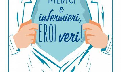 MEDICI E INFERMIERI, EROI VERI – Pubblicate sul nostro giornale i vostri messaggi per far sentire il vostro sostegno