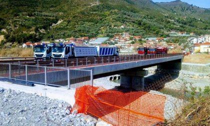 Collaudato il ponte di Bevera a Ventimiglia