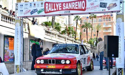 Ecco le modifiche alla viabilità per il Rallye di Sanremo