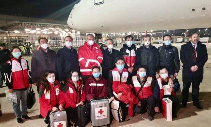 Team di medici cinesi in Italia nella lotta al Coronavirus, la solidarietà di Toti