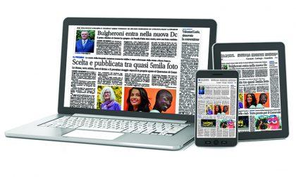 Il settimanale La Riviera in versione sfogliabile online a un prezzo speciale