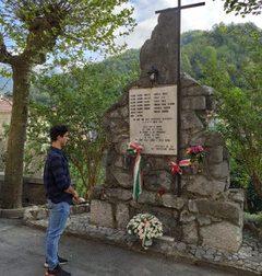 Molini di Triora rende omaggio ai suoi undici monumenti ai caduti