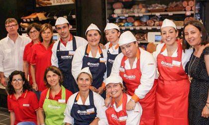 Le multe per la spesa a Sanremo: prende posizione il Conad di Ospedaletti