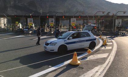 Sanremo, occhi puntati sui caselli autostradali, i grandi controlli per Pasqua