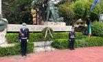 Imperia celebra la Festa della Liberazione in Piazza della Vittoria – Foto