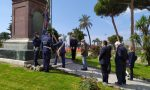 Anche Ventimiglia depone i fiori ai caduti per la libertà – Foto