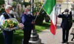 Diano Marina non dimentica i partigiani morti per la libertà