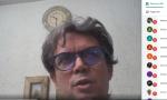 Studenti di Coldirodi in videoconferenza con lo scrittore Luigi Garlando