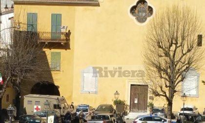 Trovato a Ventimiglia un ordigno inesploso, artificieri sul posto