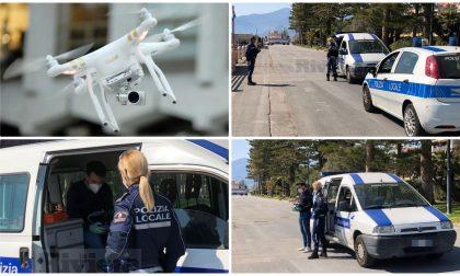 Bordighera: pizzicato dal drone mentre prende la tintarella sulla spiaggia