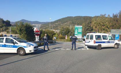 Bordighera: multati due turisti fuori casa per passeggiare