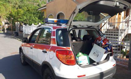 """Pontedassio, il sindaco Calzia:  """"Situazione sta migliorando"""""""