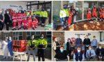Solidarietà dell'Iper Carrefour di Taggia: parte dei doni al Banco alimentare. Le foto