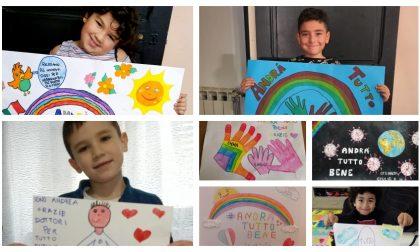 Medici e infermieri EROI VERI – 100 disegni dai bambini per ringraziarli