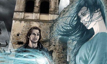 Dolceacqua: la leggenda del fantasma di Lucrezia diventa un fumetto