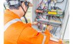 Sicurezza sul lavoro, l'intervento sugli impianti elettrici