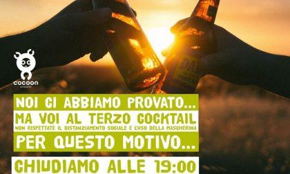 Sanremo: troppi assembramenti all'aperitivo, bar anticipa la chiusura
