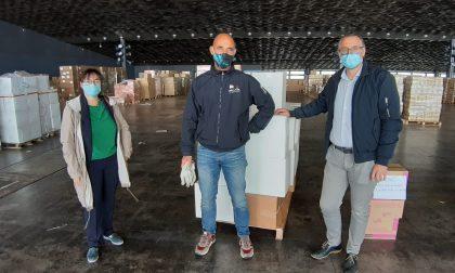 Consegnate 13mila mascherine al Forum del Terzo Settore