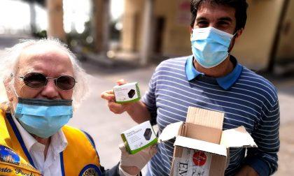 Lions Club Sanremo dona 10 saturimetri all'ospedale Borea