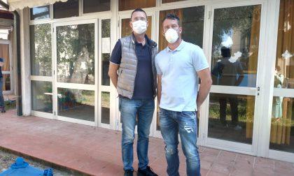 Bordighera: aperto il cantiere per la costruzione della nuova scuola Villa Felomena