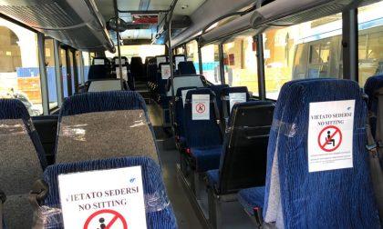 Trasporto pubblico, da oggi si possono occupare tutti i posti a sedere. Ecco che cosa cambia